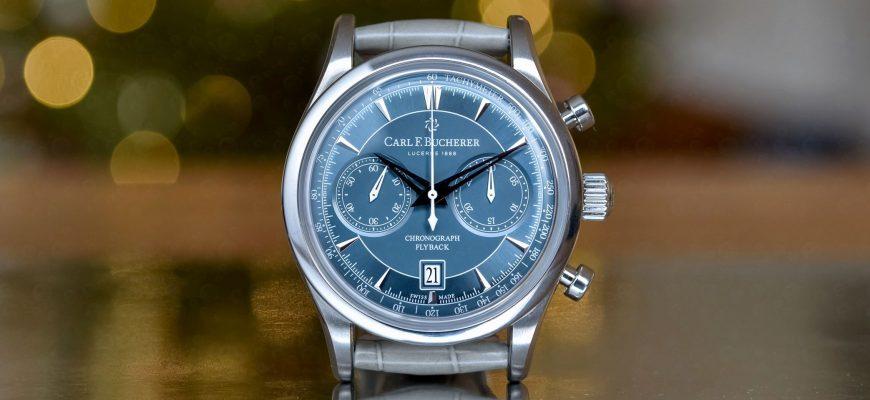 Часы Carl F. Bucherer