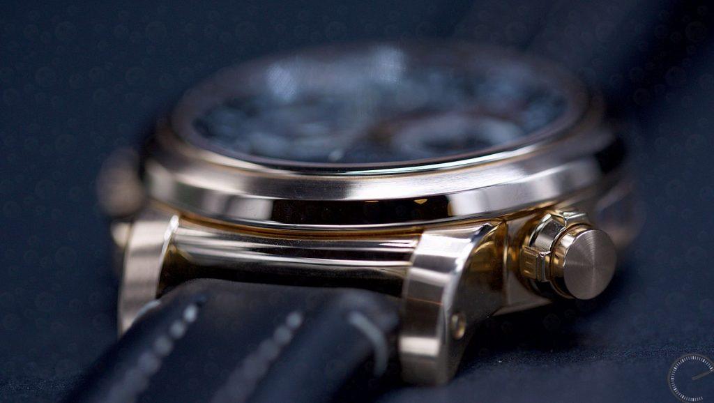 мужские часы Carl F. Bucherer