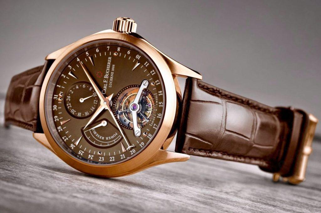 Наручные часы Carl F. Bucherer