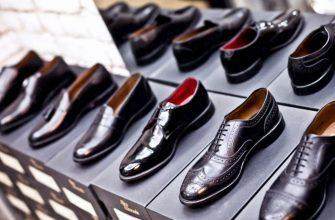 Черные туфли. С чем носить
