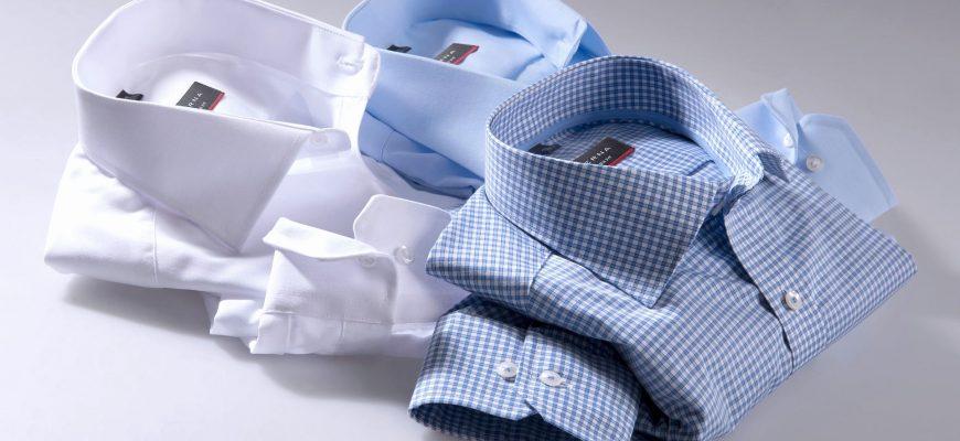 определяем размер рубашки