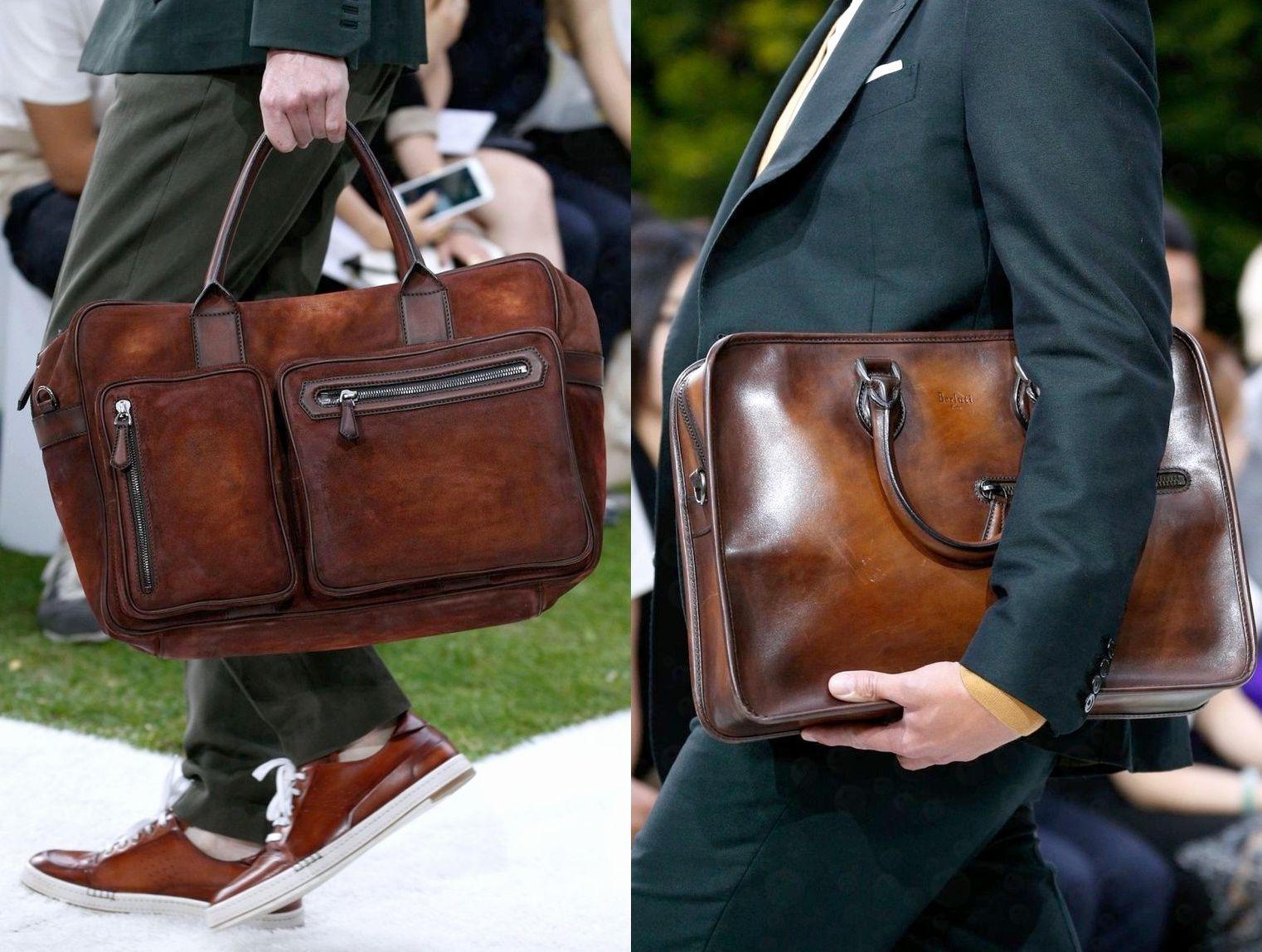 Как выбрать мужскую сумку