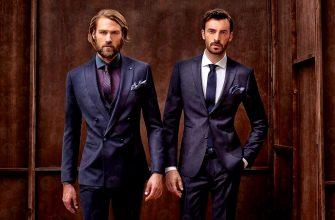 классический стиль в мужской одежде