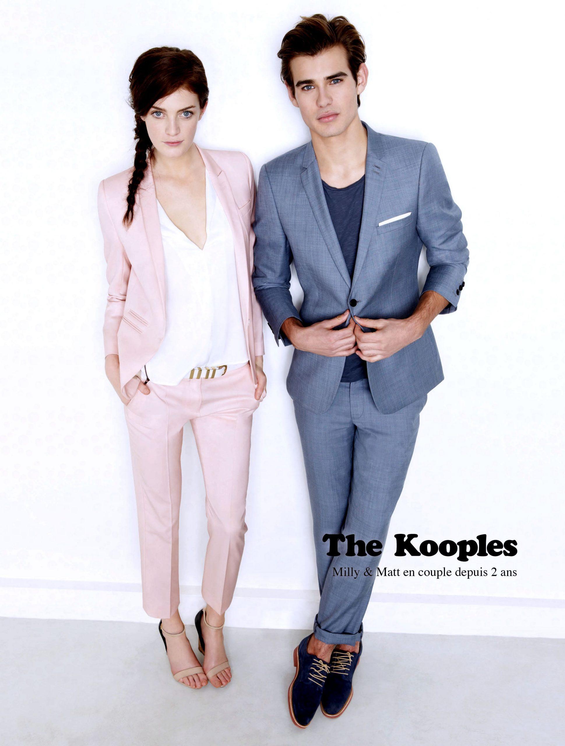 KOOPLES: одежда для мужчин