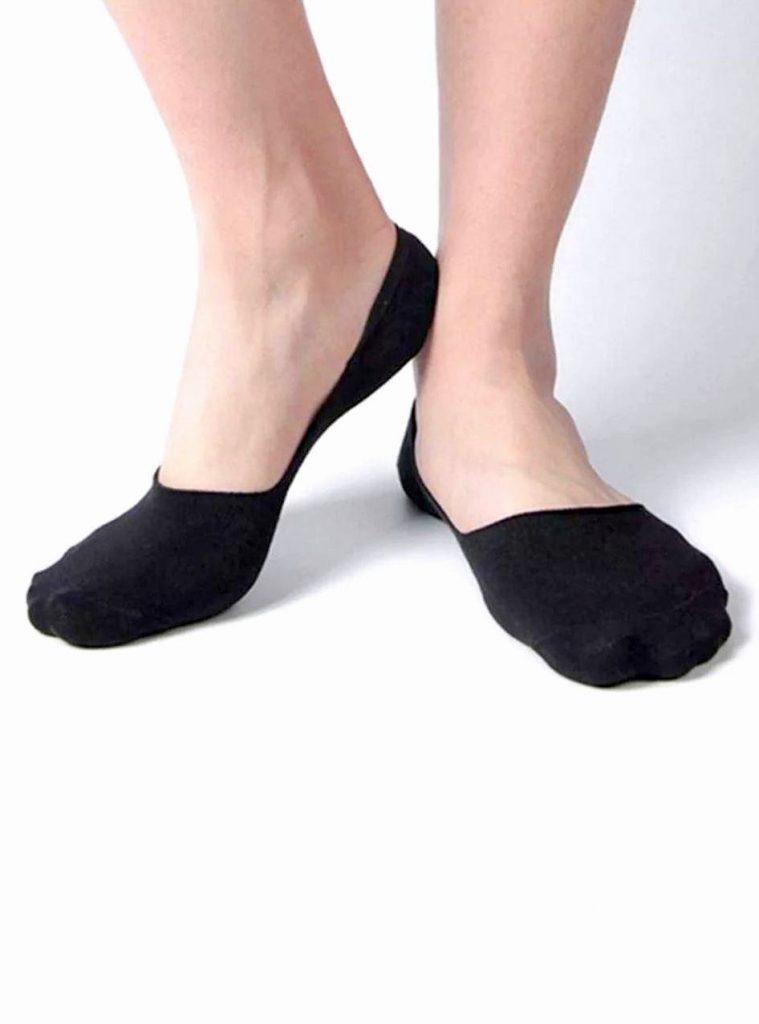 Носки невидимки для носки обуви