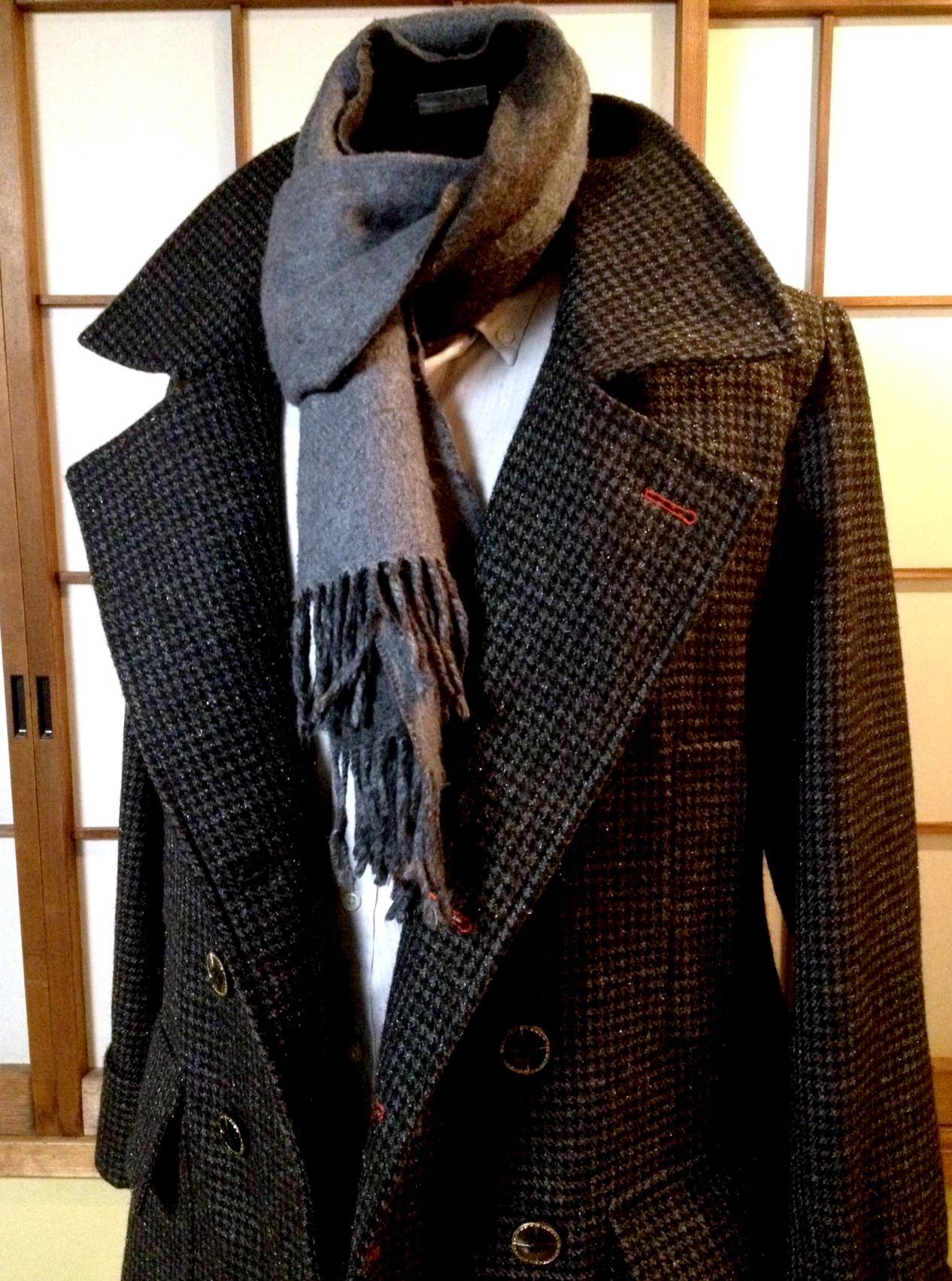 Пальто бушлат