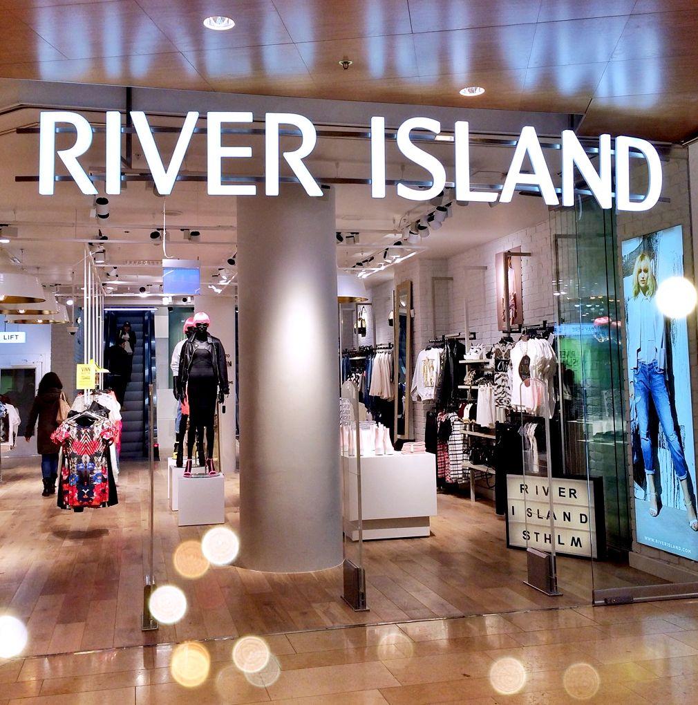 Ривер исланд бренд