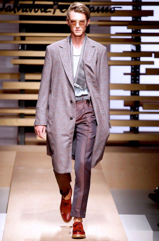 Salvatore Ferragamo показ мод