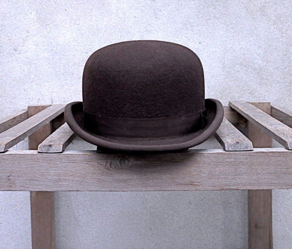 Шляпа котелок родом из Англии