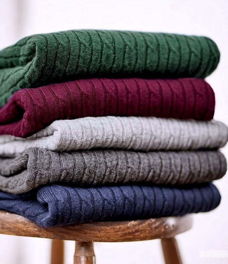 Как складывать шерстяной свитер