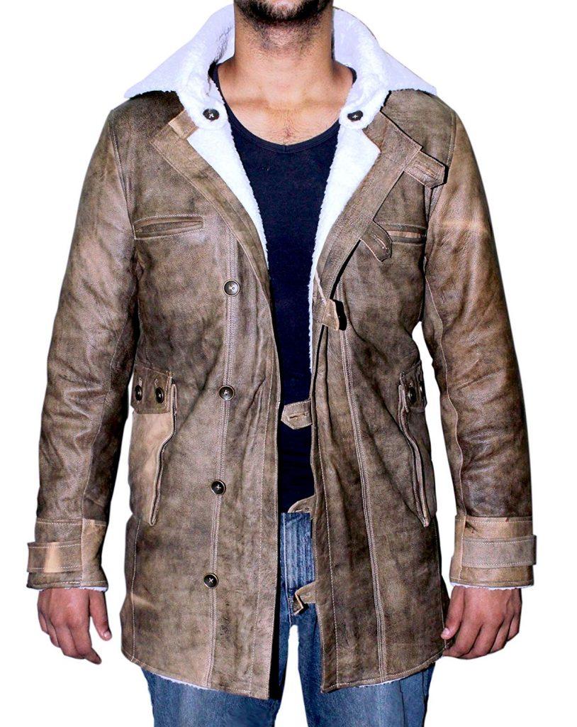 Состаренная куртка