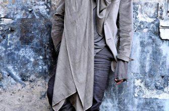 Состаренный стиль одежды