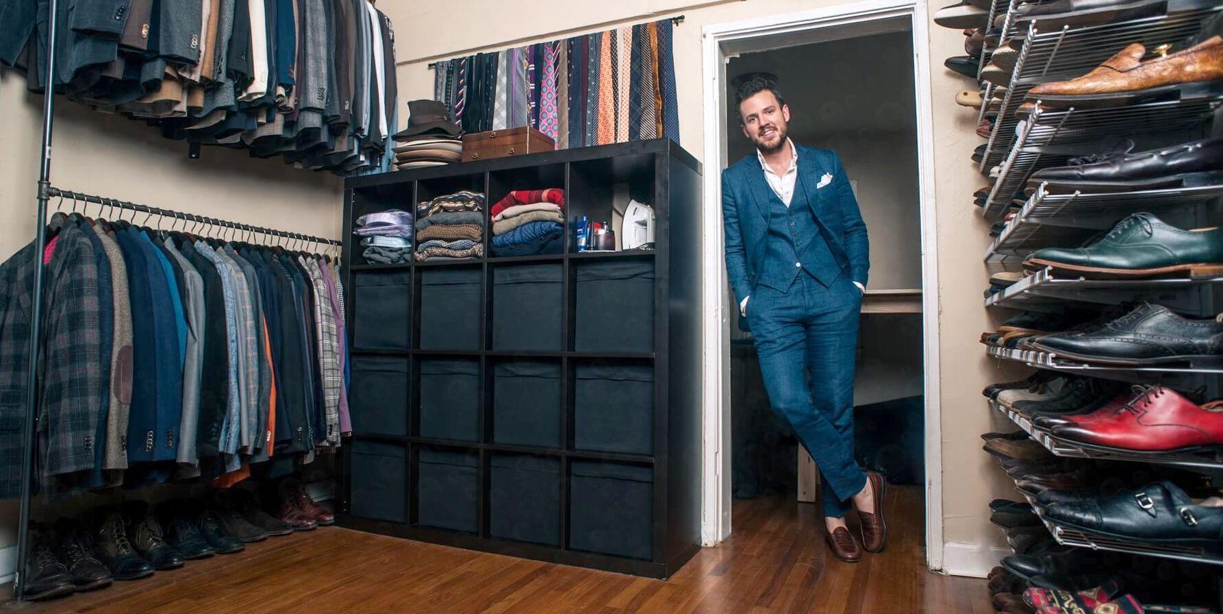 Правильный мужской гардероб