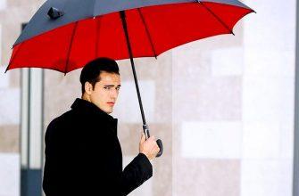 Зонт мужской аксесуар