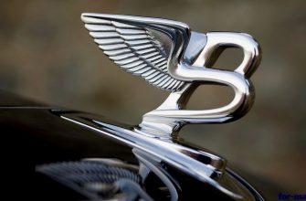 эмблема машины с крыльями