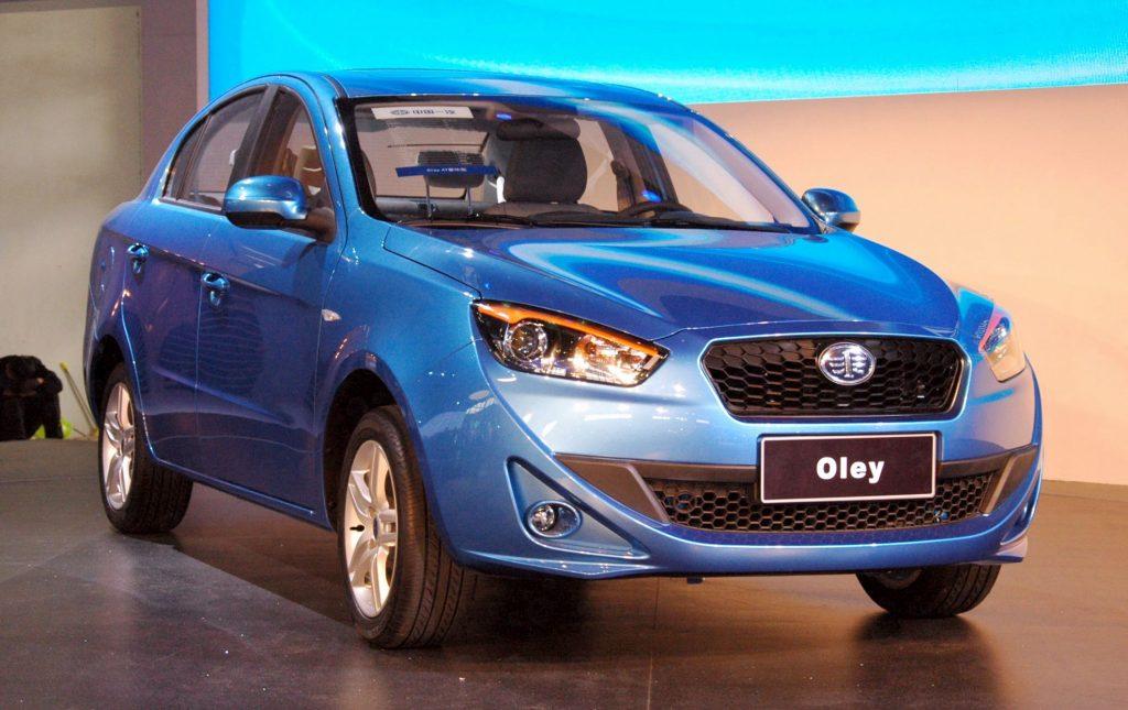 Эмблемы китайских машин FAW