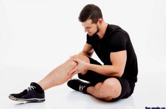 как накачать ноги с больными коленями