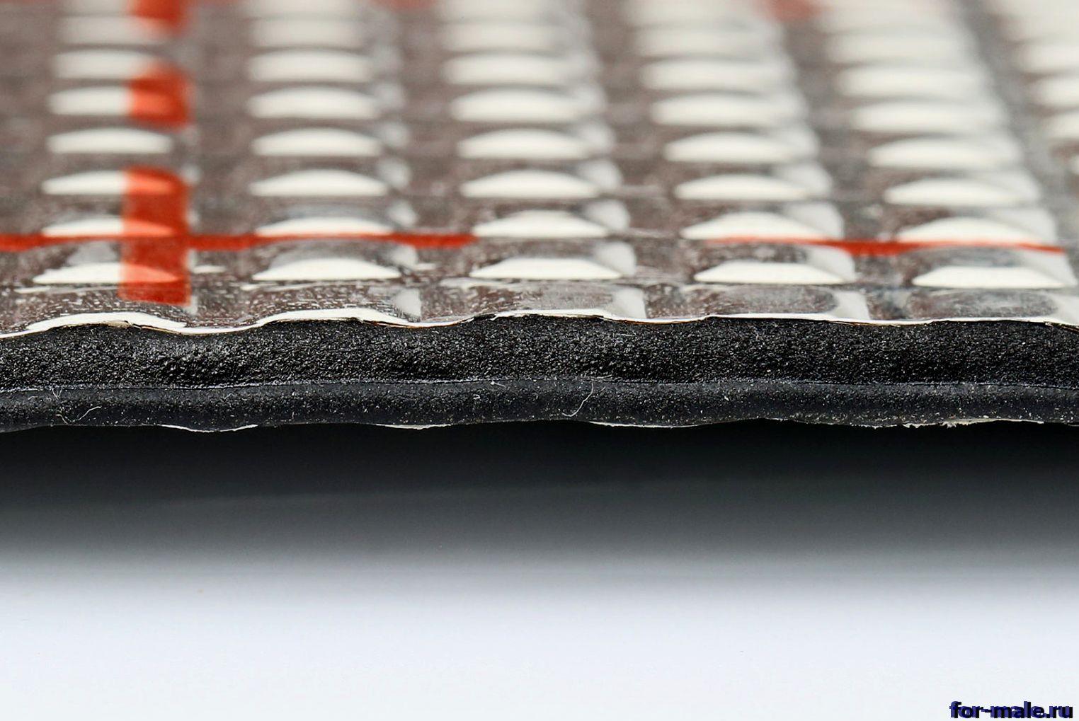 виброизоляционный материал