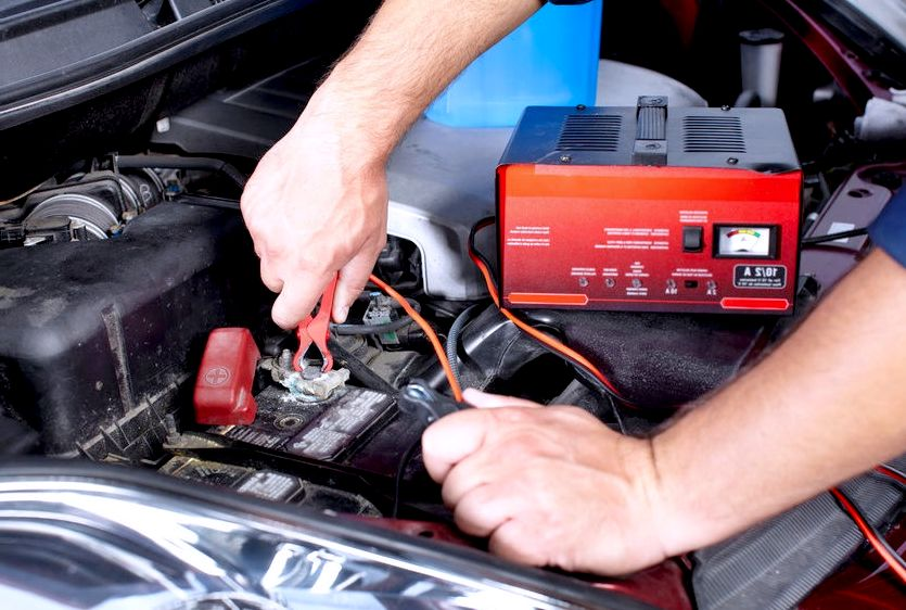 проверка аккумулятора на авто