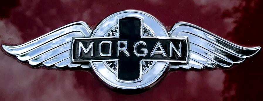 машины с крыльями Morgan