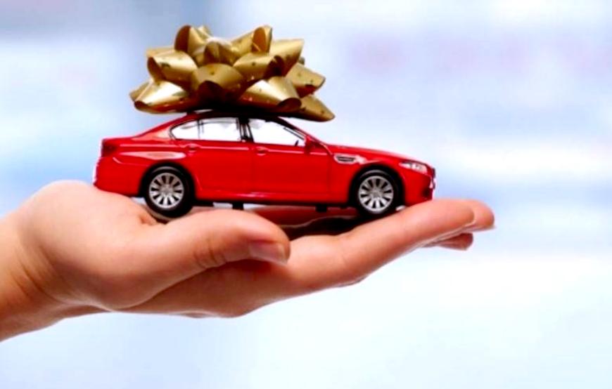 дарение авто по договору