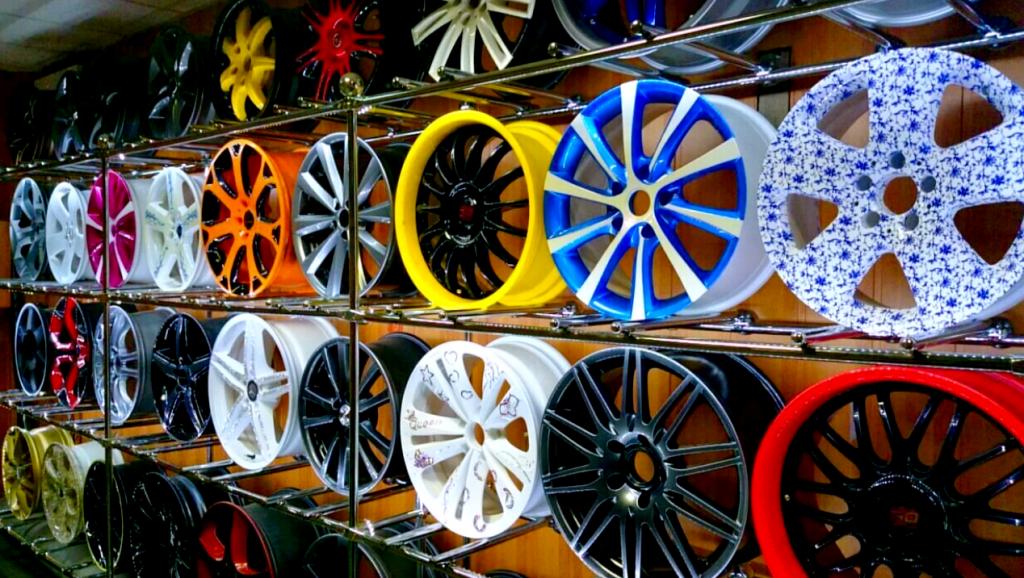 разновидность диска для автомобиля