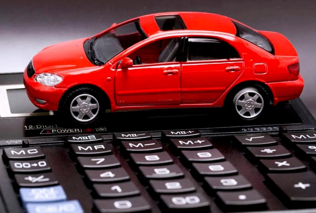 как платится налог с авто