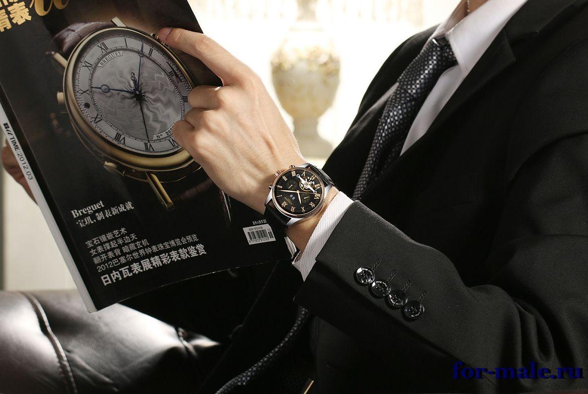 на какой руке носить часы
