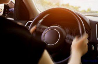 Почему может вибрировать руль при езде
