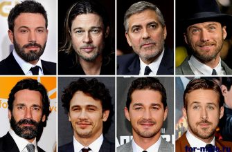 Какие виды и формы бороды бывают у мужчин